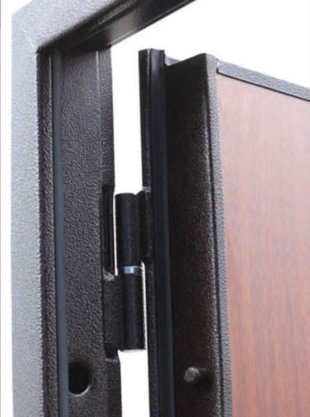 железная дверь завесы