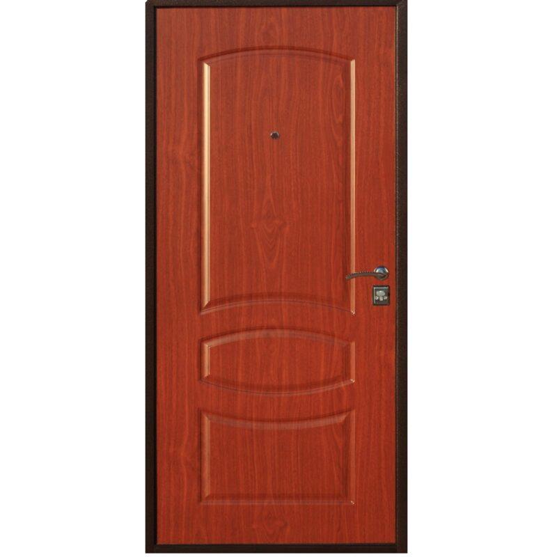 бронированная дверь из дерева итальянский орех
