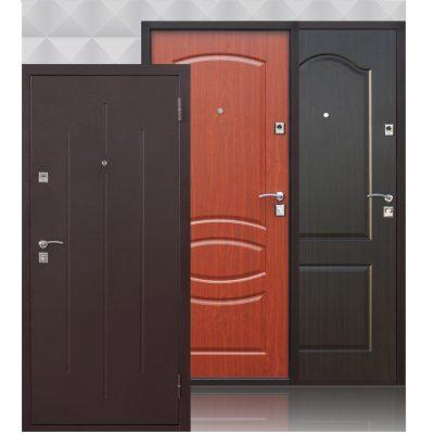 входная дверь венге бронированная