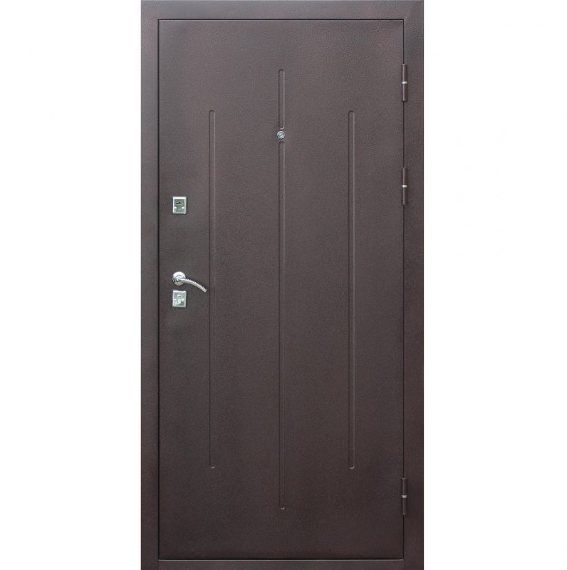 входная дверь стройгост металлическая