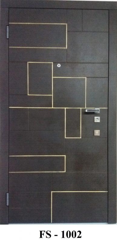 входная дверь с узором бронированная