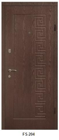 входная дверь коричневая узор таримус