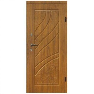 входная дверь золотой дуб