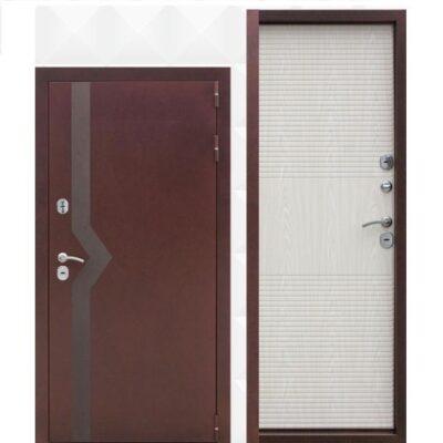 Входная дверь медный антик изотерма Tarimus
