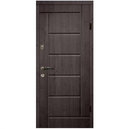Входная дверь бронированная орнамент