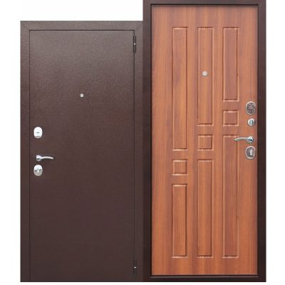 Входные двери гарда рустикальный дуб