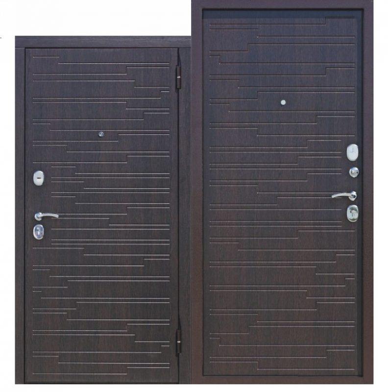 входная дверь Готленд